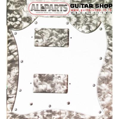 ปิ๊กการ์ด Gibson USA SG®Standard White