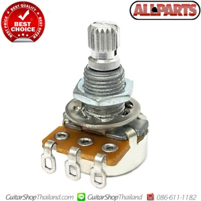 พอท Allparts®A10K MINI 18/16MM