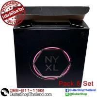 สายกีตาร์ไฟฟ้า D'Addario NYXL0942 Pack 5 Set