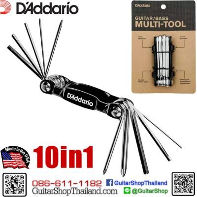 เครื่องมือเนกประสงค์ D'Addario® PW-GBMT-01