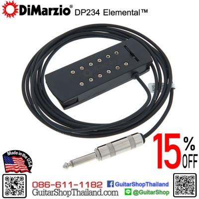 ปิ๊กอัพกีตาร์โปร่ง DiMarzio DP134 Elemental™