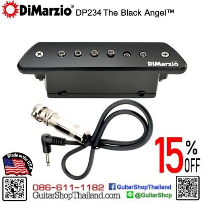 ปิ๊กอัพกีตาร์โปร่ง DiMarzio DP234 The Black Angel™