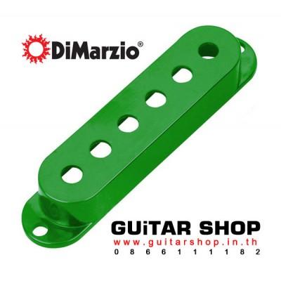 ฝาครอบปิ๊กอัพ DiMarzio®Single-Coil Green