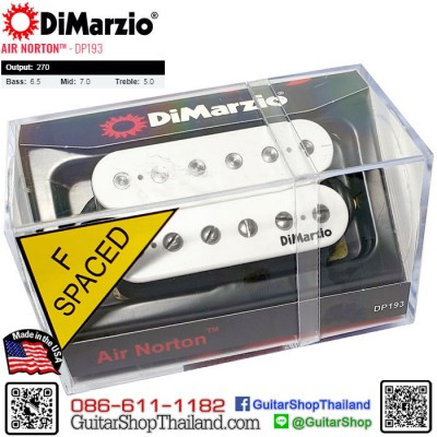 ปิคอัพ DiMarzio® Air Norton™ DP193W