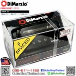 ปิ๊กอัพ DiMarzio® Crunch Lab™ DP228BK