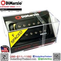 ปิ๊กอัพ DiMarzio® D Activator™ Bridge DP220BK