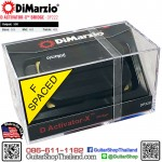 ปิ๊กอัพ DiMarzio® D Activator-X™ Bridge DP222BK