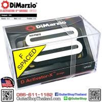 ปิคอัพ DiMarzio® D Activator-X™ Bridge DP222W