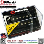 ปิ๊กอัพ DiMarzio® Gravity Storm™ Bridge DP253BK