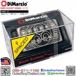 ปิ๊กอัพ DiMarzio® Sonic Ecstasy™ Bridge DP270BK