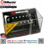 ปิ๊กอัพ DiMarzio® Illuminator™ Bridge DP257BK