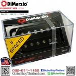 ปิ๊กอัพ DiMarzio® Illuminator™ Neck DP256BK