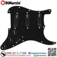 ปิคอัพ DiMarzio High Power Strat® Pickguard Black