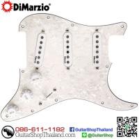 ปิคอัพ DiMarzio Richie Kotzen Strat® Pickguard