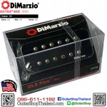 ปิ๊กอัพ DiMarzio® DLX Plus™ Neck DP162BK