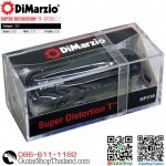 ปิ๊กอัพ DiMarzio® Super Distortion® T-DP318BK Tele