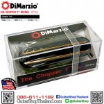 ปิ๊กอัพ DiMarzio® The Chopper T™ DP384 Black/Gold