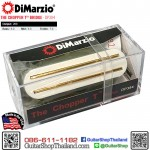 ปิ๊กอัพ DiMarzio® The Chopper T™ DP384 White/Gold