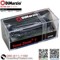 ปิ๊กอัพ DiMarzio® Tone Zone® T-DP389BK Tele
