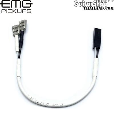สายไฟเอ้าพุทแจ็ค EMG 2pin 16cm