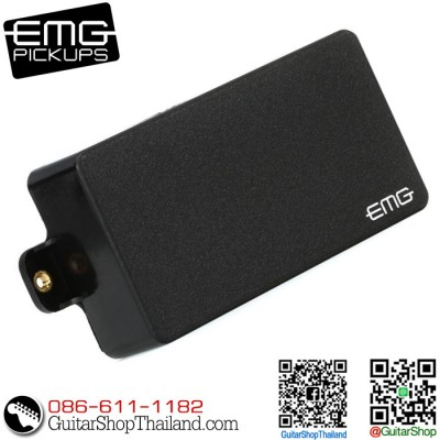 ปิคอัพ EMG® 81Active Pickup Black