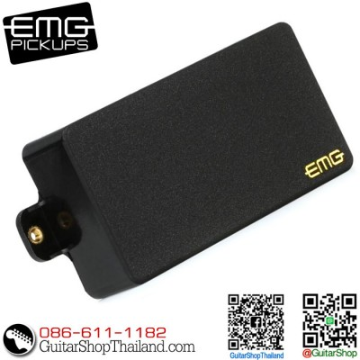 ปิคอัพ EMG® 85 Active Alnico Pickup Black