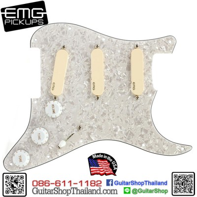 ปิคอัพ EMG® DG20 David Gilmour Pre-Wired