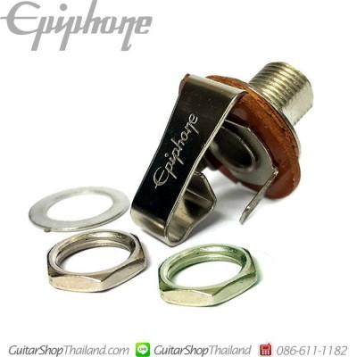 แจ็คกีตาร์ Epiphone®Mono Nickel