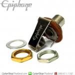 แจ็คกีตาร์ Epiphone®Nickel/Gold Nut