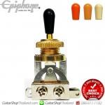 สวิตซ์กีตาร์ Epiphone®3Way Gold