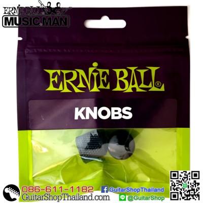 ฝาโวลุ่ม-โทน Ernie Ball Music ManBlack knobs