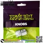 ฝาโวลุ่ม-โทน Ernie Ball Music Man Chrome knobs