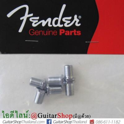 ตาไก่ลูกบิดกีตาร์ Fender® American Series Chrome Set