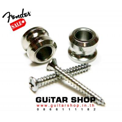 ปุ่มล็อคสายสะพาย Fender®American Series Chrome