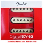 ปิ๊กอัพ Fender® Original'57/'62 Strat Set