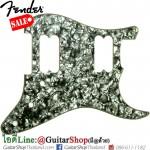 ปิคการ์ด Fender Strat® HH Black Moto Pearl