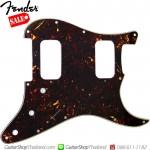 ปิคการ์ด Fender Strat® HH 11Hole 4Ply Tortoise Shell