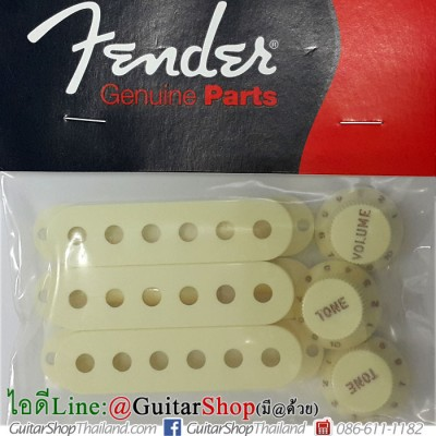 Fender®Pure Vintage '60s Accessory Kit Vintage White