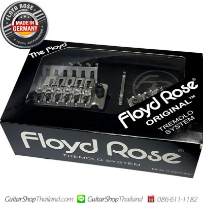 ชุดคันโยก Floyd Rose® Original Lefty Germany Chrome