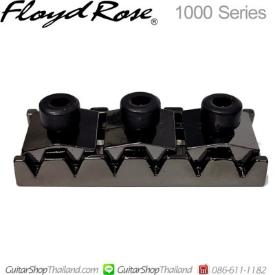 ล็อคนัท Floyd Rose®1000 Series R2 Black Nickel