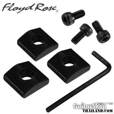 ฝาล็อคนัท Floyd Rose Special &1000Series BK-Set