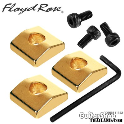 ฝาล็อคนัท Floyd Rose Special &1000Series Gold-Set