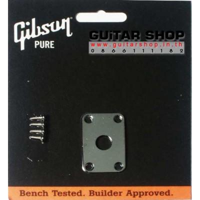 ฝาแจ็คกีต้าร์ Gibson®Explorer Chrome
