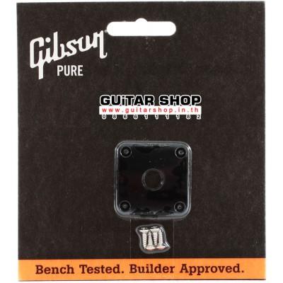 ฝาแจ็คกีต้าร์ Gibson® Les Paul Black
