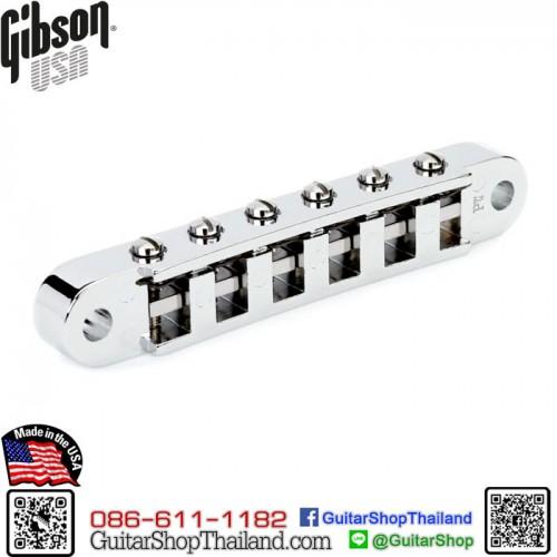 หย่อง Gibson® Nashville Tune-o-matic Chrome