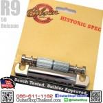 หย่อง Gibson® Historic Lightweight Alum Tailpiece Nickel