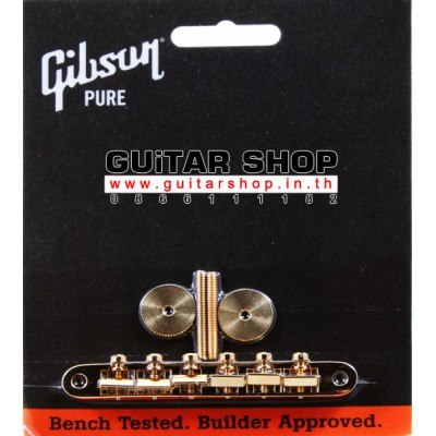 ชุดหย่อง Gibson®ABR-1 Tune-o-matic Gold