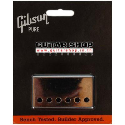 ฝาครอบปิคอัพกีตาร์ Gibson® Bridge Chrome