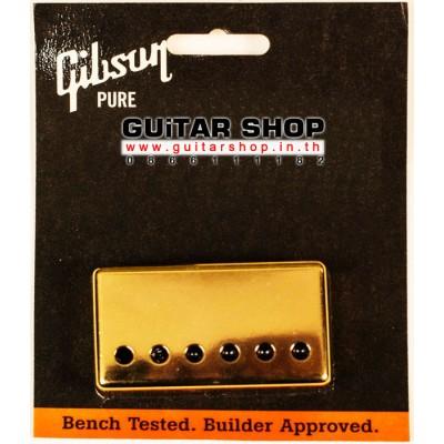ฝาครอบปิคอัพกีตาร์ Gibson® Bridge Gold