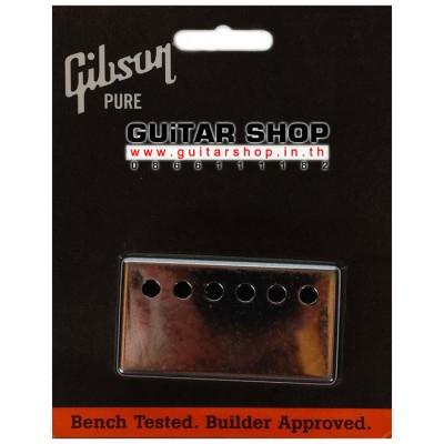 ฝาครอบปิคอัพกีตาร์ Gibson® Neck Chrome